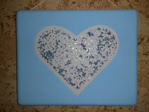 ročna izdelava - Reliefko, okrasno kamenje, odtis